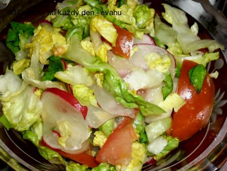 Zeleninový salát