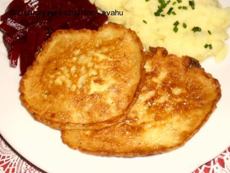 Cuketové omelety