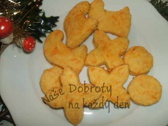 Dietní věnečky s mrkví