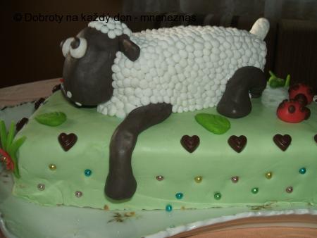 Dort ovečka Shaun