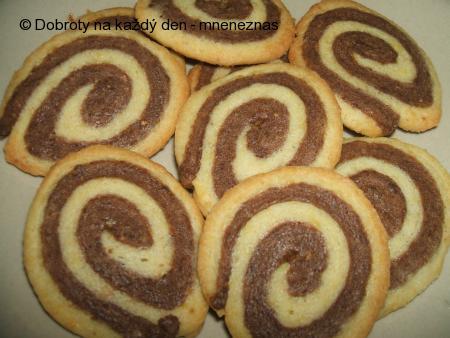 Barevné sušenky