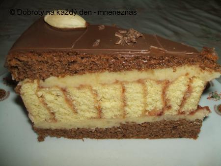 Rolovaný dort