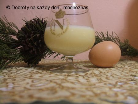 Vaječný koňak