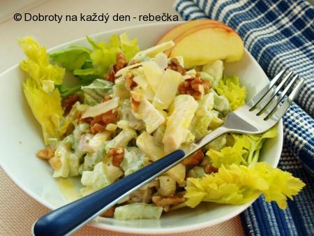 Řapíkový salát