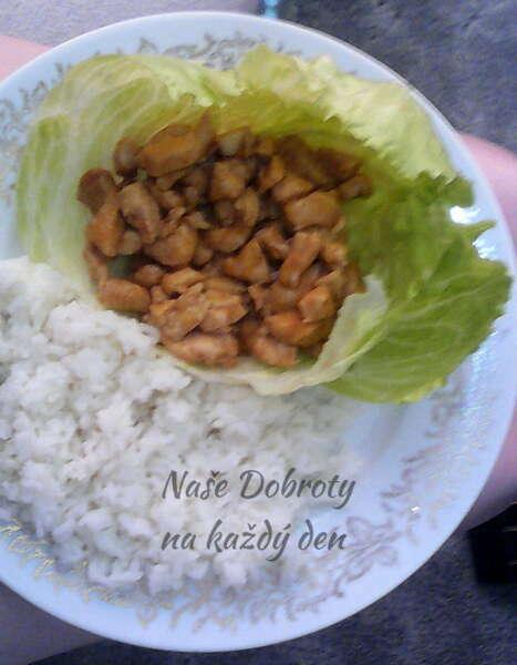 Čína s rýží