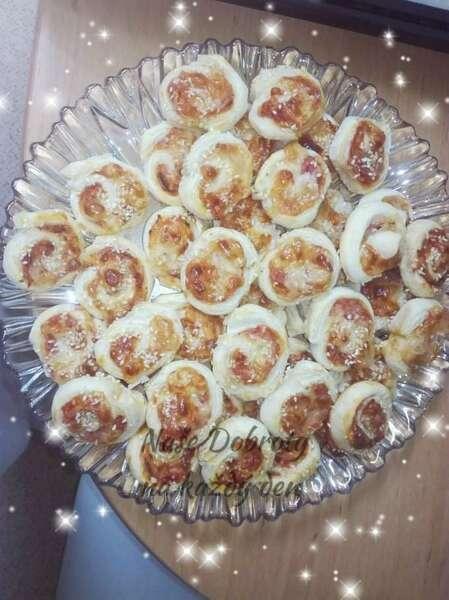 Pizza šnečci