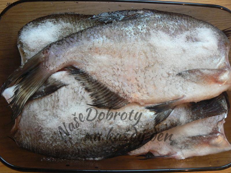 Základní rybí salát
