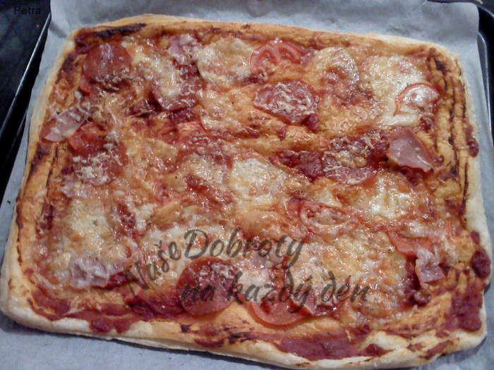 Naše dobrá pizza