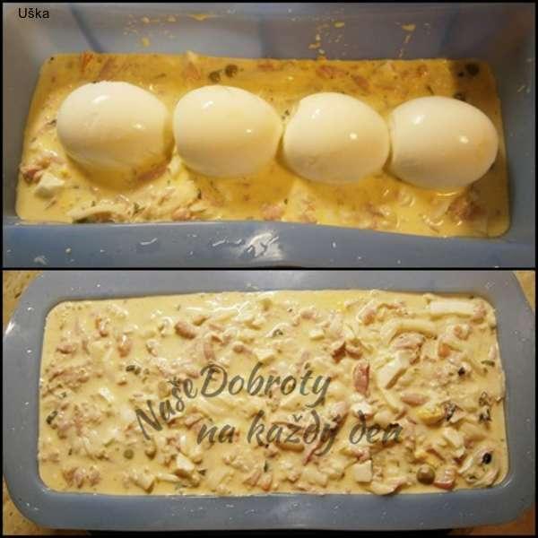 Vaječná tlačenka s okatým středem
