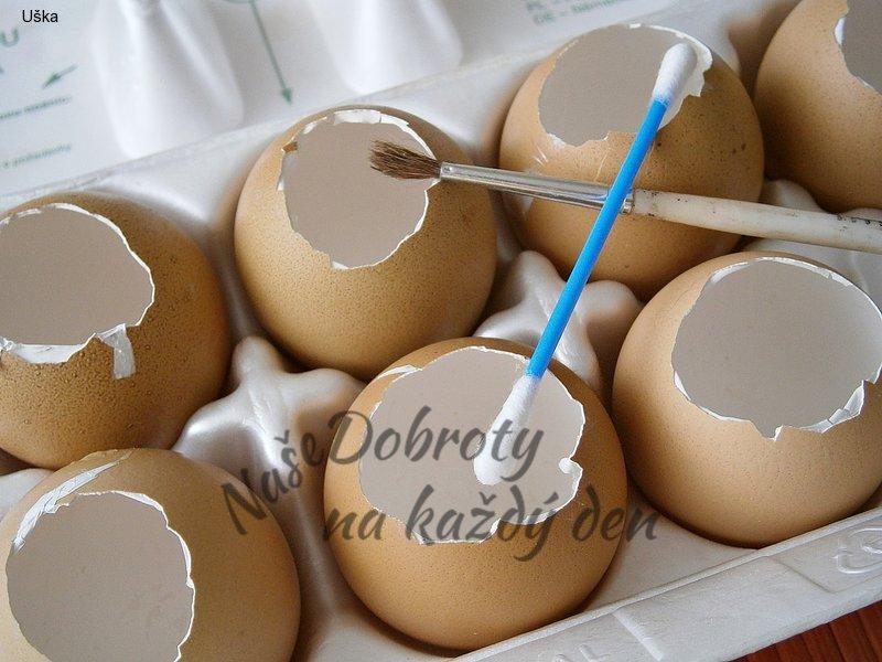 Velikonoční aspiková vajíčka