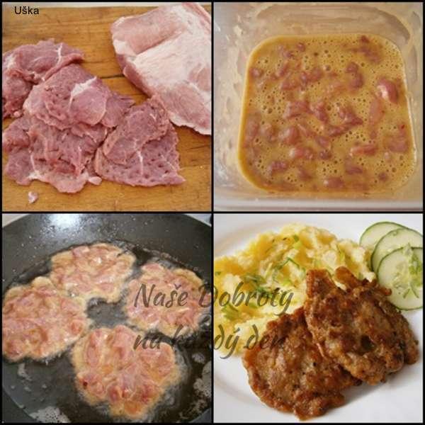 Rarášci z vepřového masa a cukety