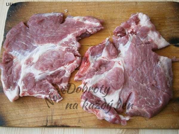 Minutková krkovice s kořením Medvědí gril