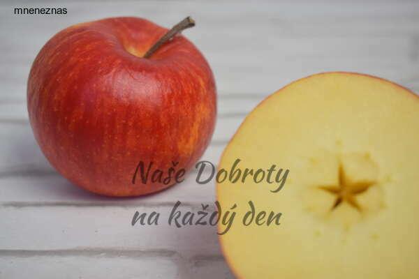 Proč jíst denně jedno jablko