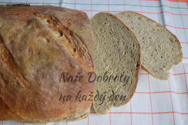 Kmínový chléb se špaldou