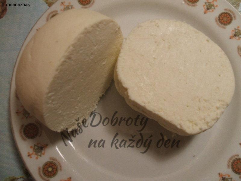Sýr z mléka