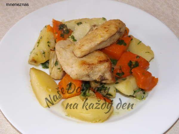Piemontské kuře
